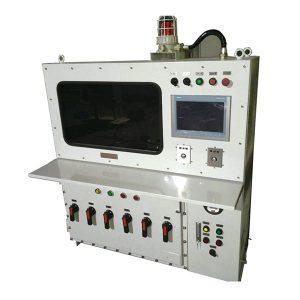 琴台式正压型防爆配电柜